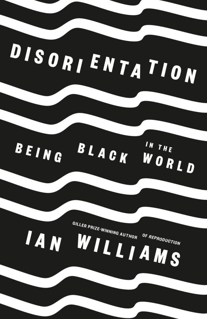 Ian Williams Disorientation Cover